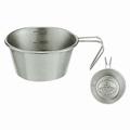 チタン製ミニシェラスタッキングカップ210ml