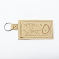 Outside In x WEST Original Key Tag