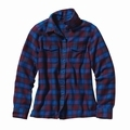 W's L/S Fjord Flannel Shirt 15-16FW