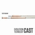 EVOTEC CAST M(ミッド)シリーズ 6120-4M ダブル