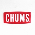 Sticker CHUMS Logo Large