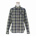 Ws QD Tartan Check L/S Shirt
