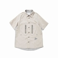 tech short sleeve shirt(W)