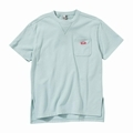 CHUMS(チャムス)S/S Red Boat Logo Crew Top