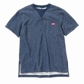 S/S Red Boat Logo Crew Top