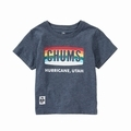 CHUMS(チャムス)Kids Rainbow Logo T-Shirt