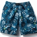 PRINT PACKABLE SHORTS