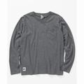 Utah Pocket L/S T-Shirt