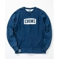 CHUMS(チャムス)CHUMS Logo Crew Top Indigo