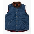 CHUMS(チャムス)Reversible Vest