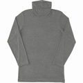 LUXCELL WARM 8/10 SLEEVE TURTLE-NECK
