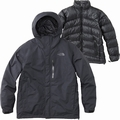 THE NORTH FACE(ザ・ノースフェイス)ZEUS TRICLIMATE JK