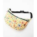 CHUMS(チャムス)Banana Diagonal Waist Bag Sweat