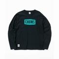 CHUMS Logo L/S T-Shirt