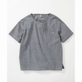 Coller Nep Chambray T-Shirt