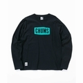 CHUMS Logo L/S T-Shirt Womens