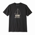 M's Live Simply Wind Powered Responsibili-Tee