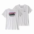 W's Free Hand Fitz Roy Organic Crew T-Shirt