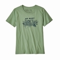 W's We Want Wilderness Organic Crew T-Shirt
