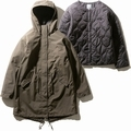 Fishtail Triclimate Coat