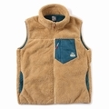 Bonding Fleece Vest
