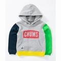Kid's CHUMS Logo Pullover Parka