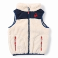 Kid's Elmo Fleece Vest