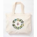 Crazy Weekend Canvas Tote