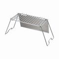 グリルスタンド テーブル(風防付き)