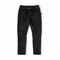 JOG 3D CAMP PANTS/CHACOAL BLACK