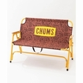 CHUMS BACK With Bench Love&Peace