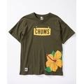 Hibiscus CHUMS Logo T-Shirt