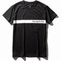 S/S Simple Lined Tee (レディース)