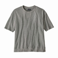 W's Organic Cotton French Terry Top