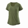 W's Cap Cool Trail Shirt