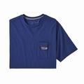 M's Boardshort Label Pocket Responsibili-Tee