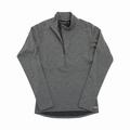 Power Wool Grid 1/2 Zip (Men)
