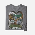 M's L/S Yes To Wilderness Responsibili-Tee