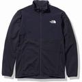 Hybrid Nylon Fleece Jacket