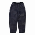 NEW DAY PANTS/JAPANESE PATTERN PATCHWORK