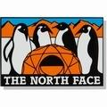 TNF Print Sticker
