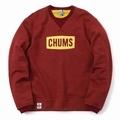 CHUMS Logo Crew Top