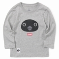 Kid's Booby Front Face L/S T