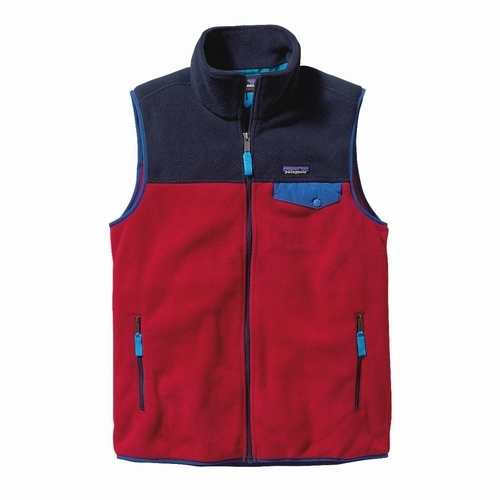 Ms LW Synch Snap-T Vest
