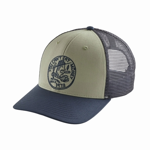 Cant Eat Money Trucker Hat