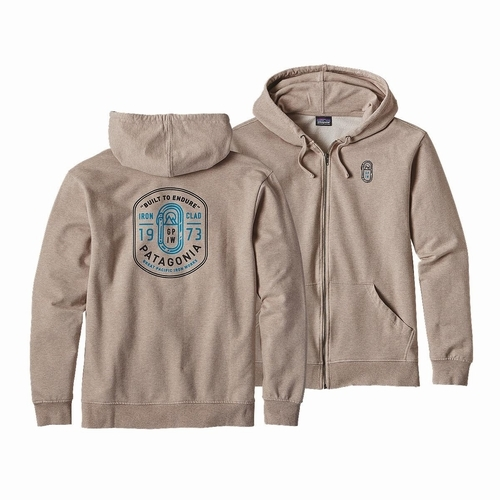 Ms Ironmongers Badge MW Full-Zip Hoody