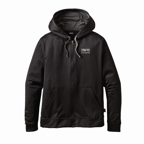 Ms 73 Logo PolyCycle Full-Zip Hoody -sj