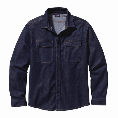 Ms L/S Workwear Shirt