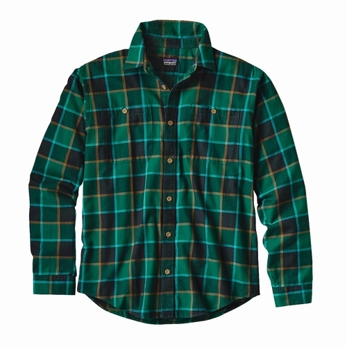 Ms L/S Pima Cotton Shirt -sj