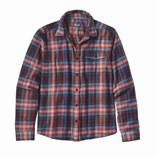 Ms L/S LW Fjord Flannel Shirt -sj
